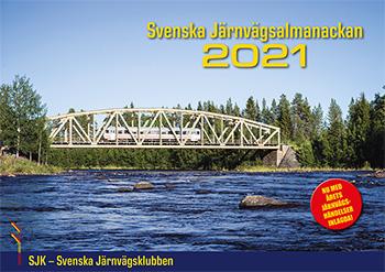 Svenska järnvägsalmanackan 2021