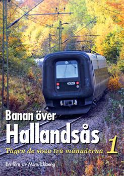 DVD Hallandsås 1