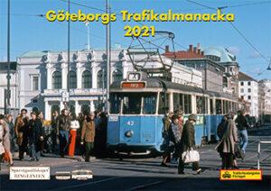 Göteborgs trafikalmanacka 2021