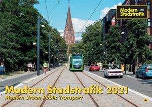 Modern stadstrafik 2021