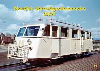 Nordisk järnvägsalmanacka 2021
