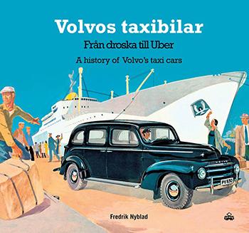 Volvos taxibilar