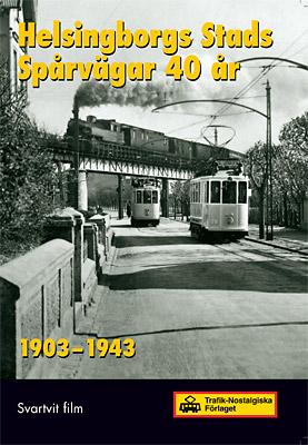 Helsingborgs Stads Spårvägar 40 år