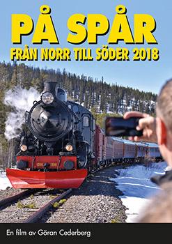 På spår från norr till söder 2018