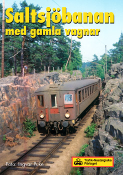 Saltsjöbanan gamla vagnar